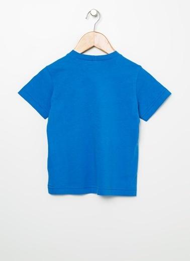 Benetton Tişört Mavi